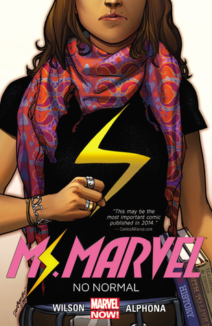 ms marvel 1